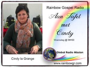 Aan Tafel met Cindy