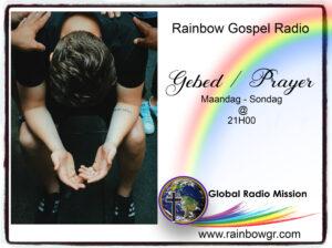 Gebed / Prayer